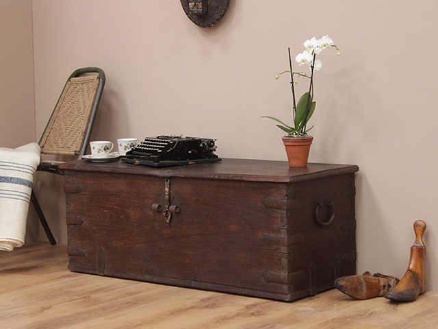 View our  Antique Rosewood Chest from the   collection