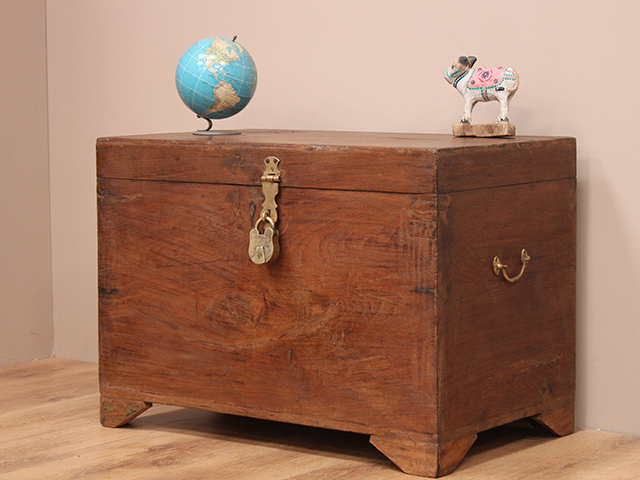 View our  Teak Storage Chest from the   collection