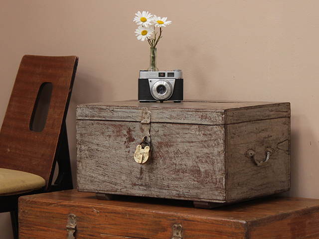 View our Women Old Memory Box With Padlock from the Women Sold collection