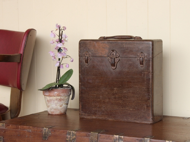 View our Women Vintage Wooden Document Box from the Women Sold collection