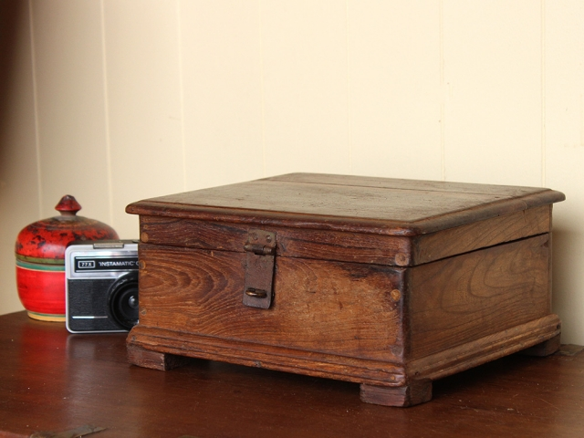 View our Women Old Teak Box With Mirror from the Women Sold collection