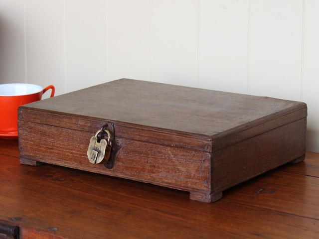 View our Women Vintage Teak Memory Box from the Women Sold collection