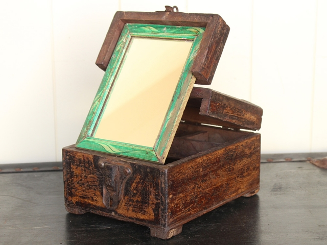 View our  Vintage Folding Barber Box from the   collection