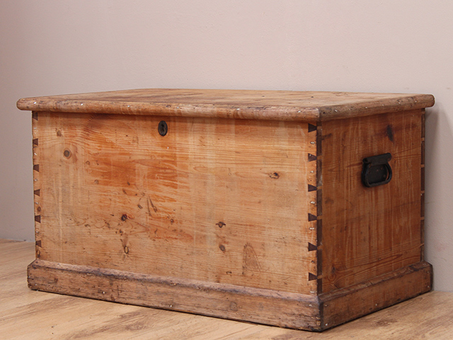 View our Women Antique Pine Blanket Chest from the Women Sold collection
