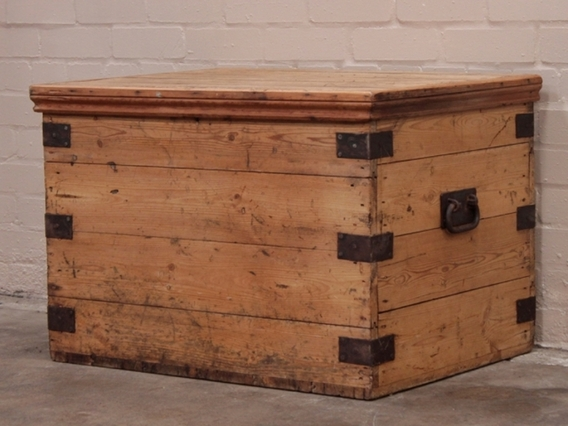 View our  Old Pine Chest from the   collection