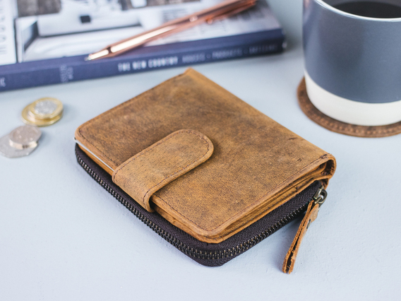 View our  Women's Leather Wallet from the   collection
