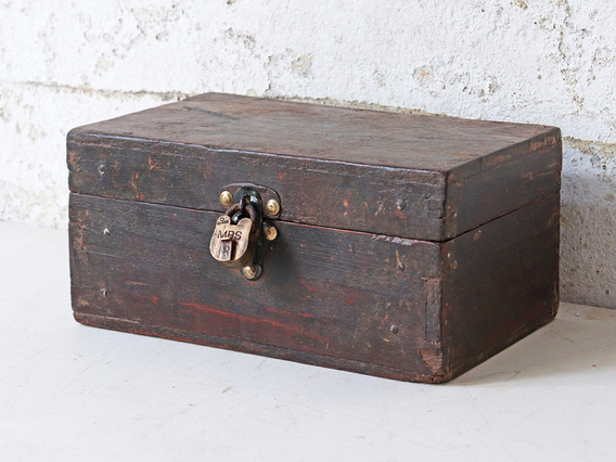 View our  Wooden Jewellery Box from the   collection