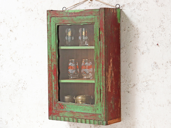View our  Shabby Chic Wall Cabinet from the   collection