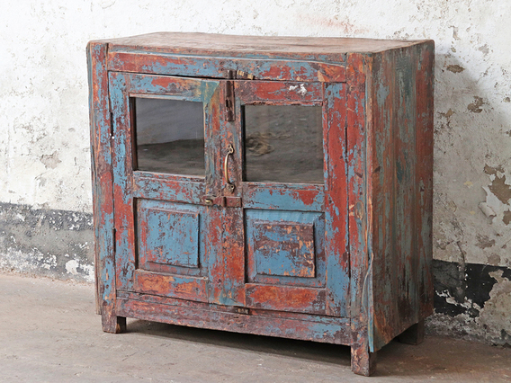 View our  Vintage Shabby Chic Cupboard from the   collection