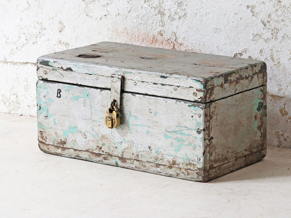 View our  Shabby-Chic Money Box from the   collection