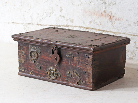 View our  Antique Trinket Chest from the   collection