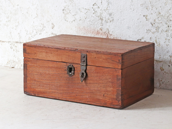 View our  Wooden Storage Chest from the  Display Cabinets collection