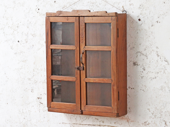 Country Kitchen Wall Cabinet