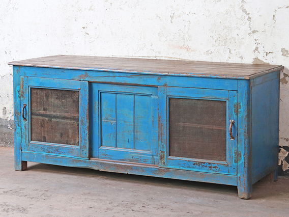 View our  Large Vintage Sideboard from the  Hallway collection