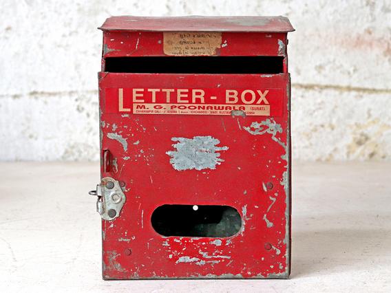 Original Old Letterbox