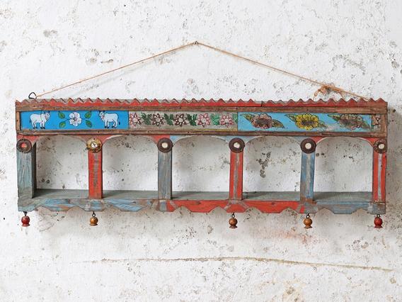 Ornate Wall Rack