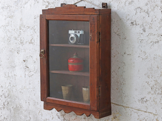 View our  Vintage Wall Cabinet from the  Sold collection