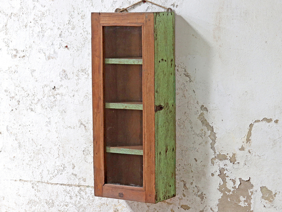 Wooden Display Cabinet