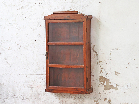 View our  Shabby Chic Display Cabinet from the  Hallway collection