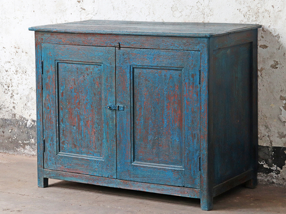 View our  Vintage Blue Cupboard from the   collection