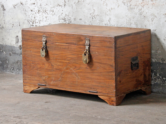 View our  Wooden Storage Chest from the   collection