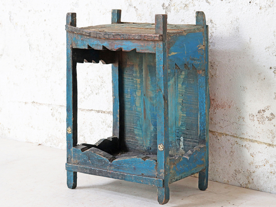 View our  Blue Temple Cabinet from the  New In collection