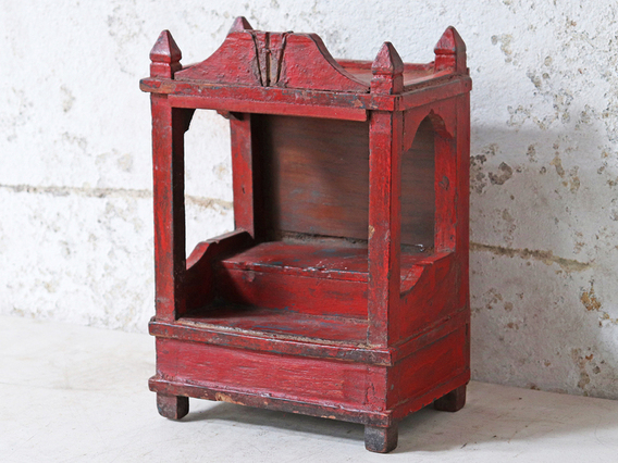 View our  Traditional Red Temple from the   collection