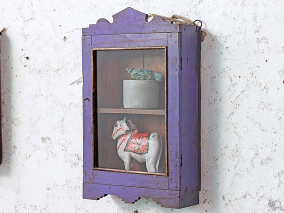 View our  Painted Wall Cabinet from the   collection