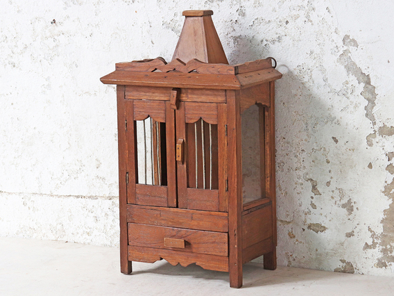 View our  Traditional Temple Stand  from the  Display Cabinets collection