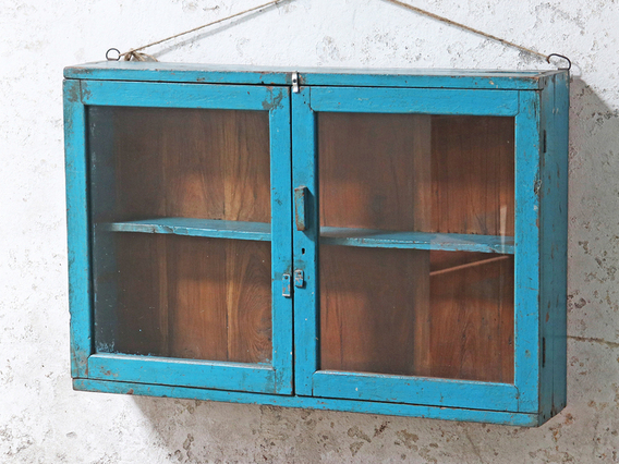 View our  Large Blue Wall Cabinet from the   collection