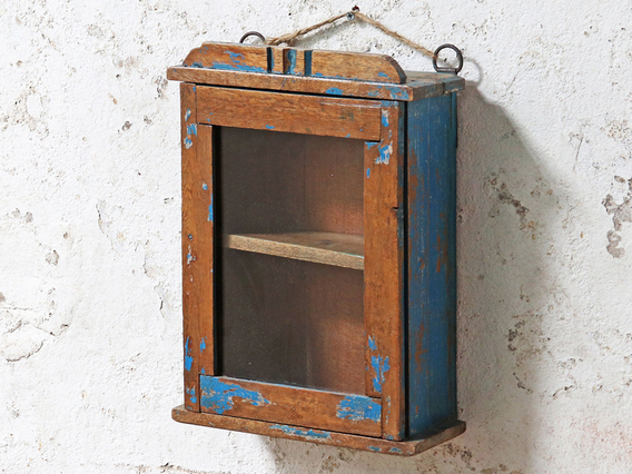 View our  Small Vintage Wall Cabinet from the   collection