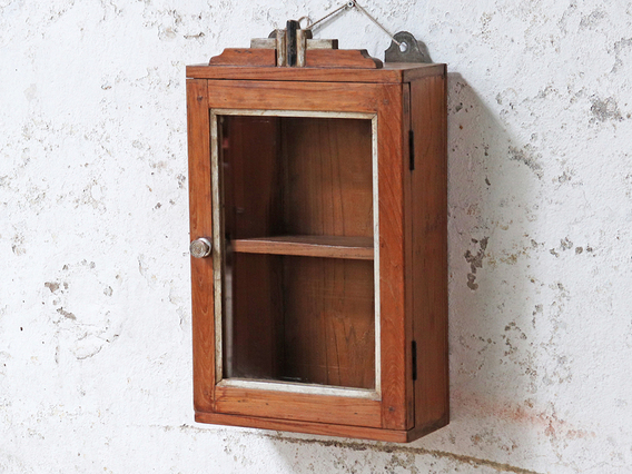 View our  Art Deco Wall Cabinet from the   collection