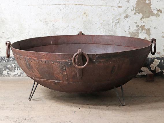 Kadai Fire Bowl 120cm
