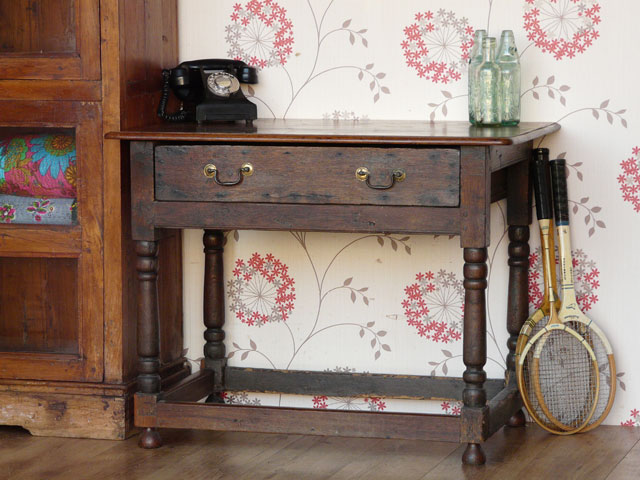Antique Hall Table For The Home Scaramanga