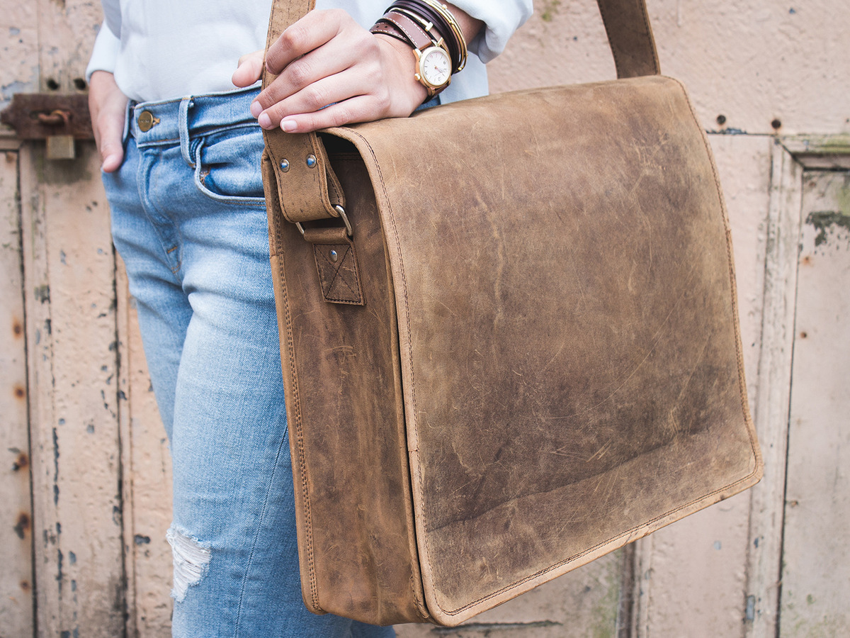 Leather Satchels & Messenger Bags, Wooden Chests & Trunks