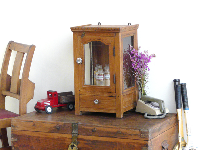 Old Temple Cabinet - Vintage Cabinets & Cupboards - Scaramanga