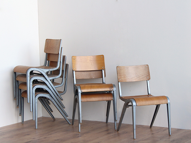 Original Esavian School Chairs TCBS40144 D