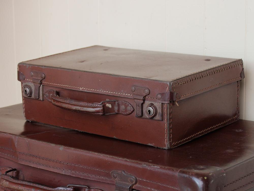 Small Vintage Suitcase - Sold - Scaramanga