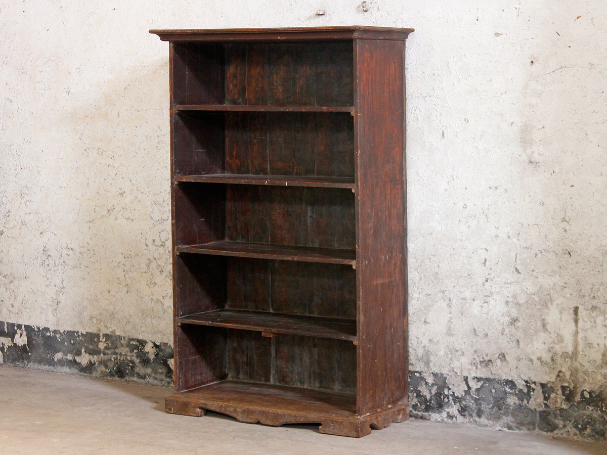 finest selection 4ac85 de6eb Tall Vintage Shelving Unit
