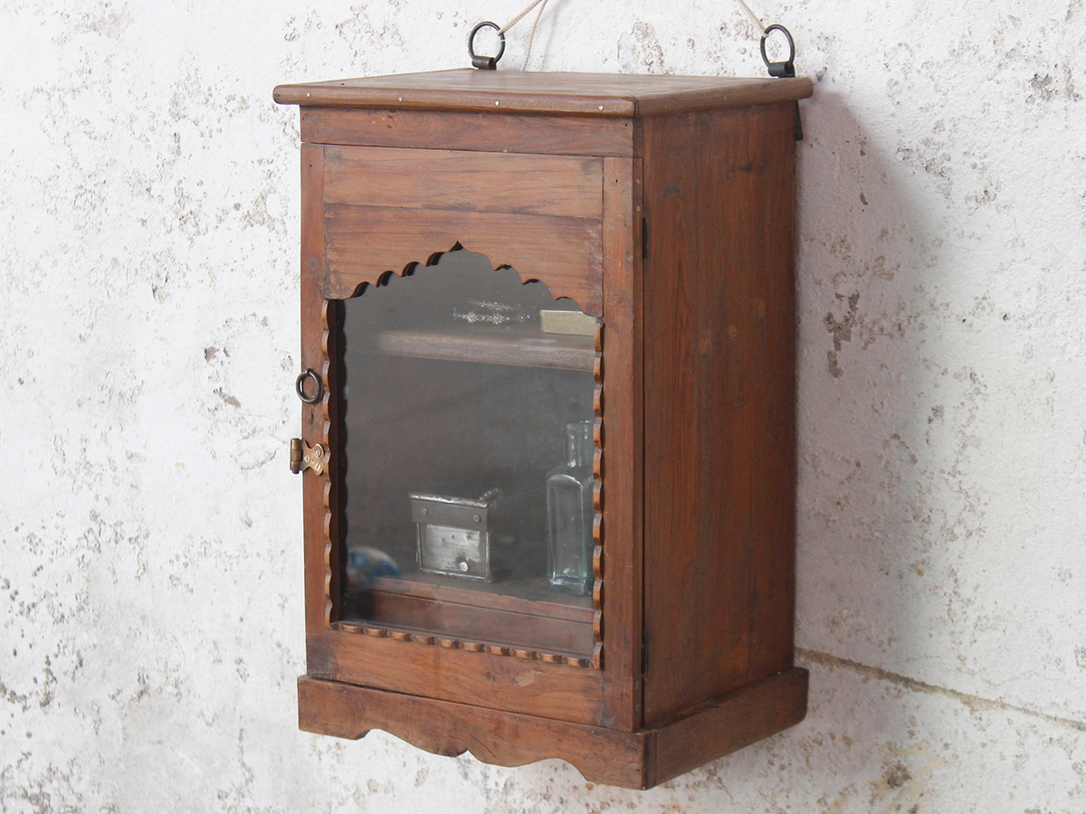 Vintage Temple Cabinet - For The Home - Scaramanga