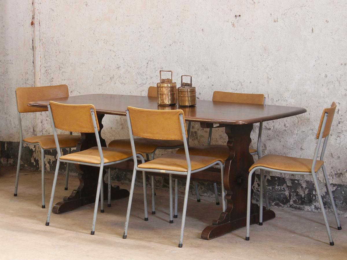 vintage elm dining table by ercol vintage tables desks