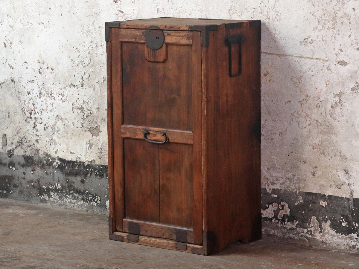 Japanese Storage Cupboard Vintage Furniture