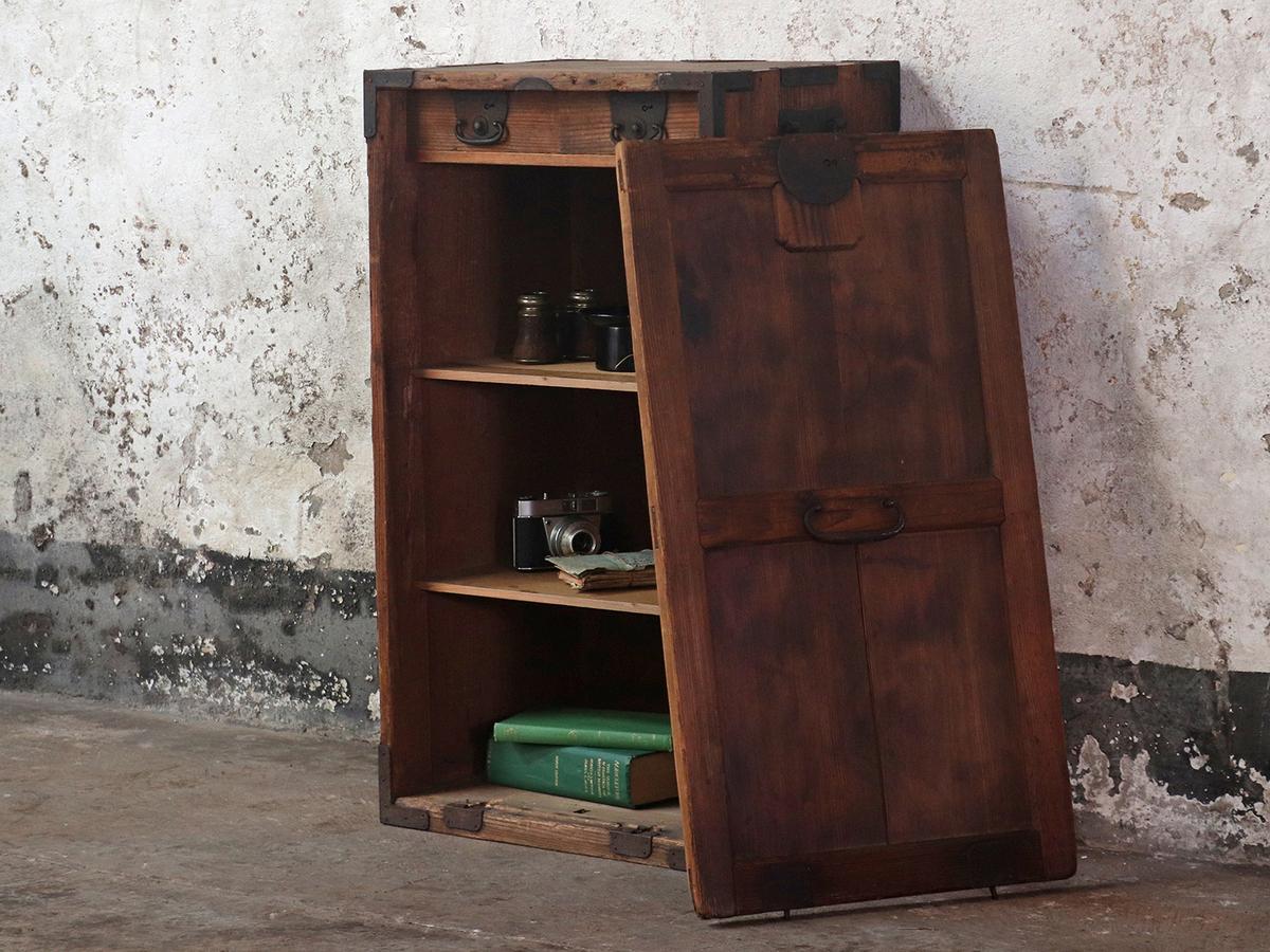 Beau Japanese Storage Cupboard