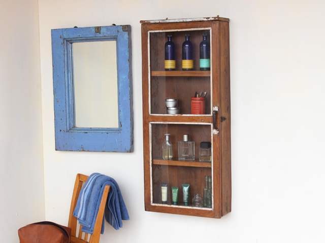 Vintage Bathroom Cabinet