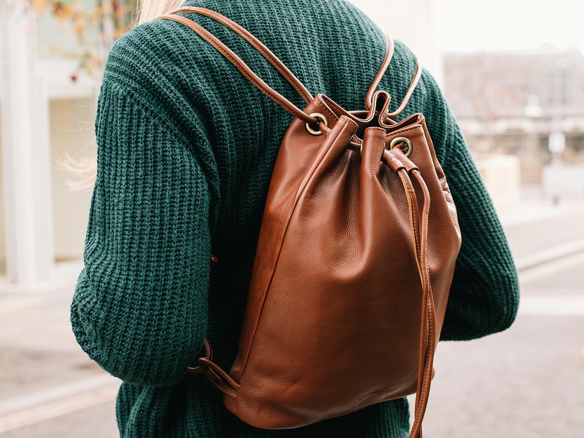 The Freya Leather Backpack FLBG14046 5a3260268d