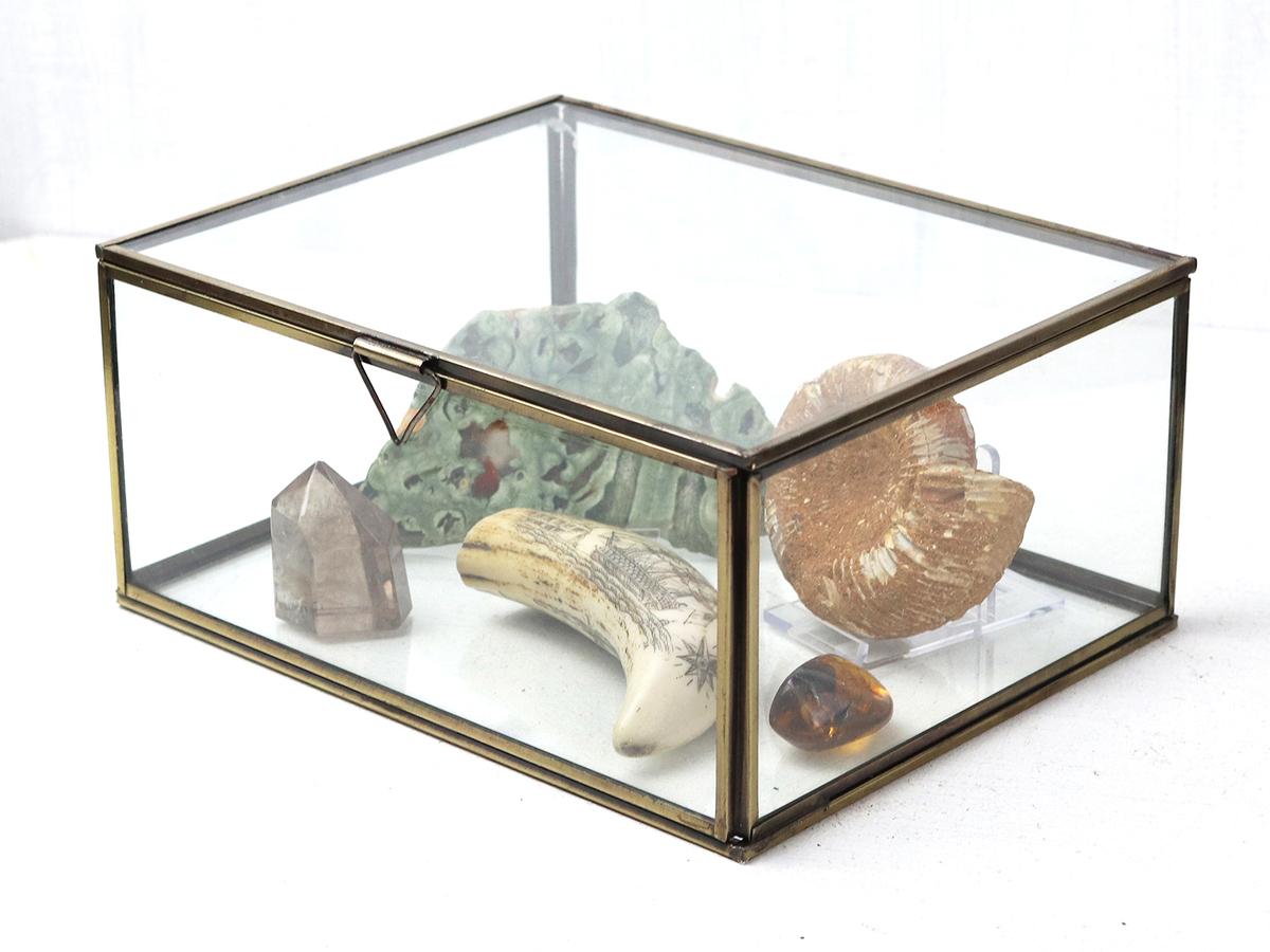 Enjoyable Glass Box Small Dailytribune Chair Design For Home Dailytribuneorg