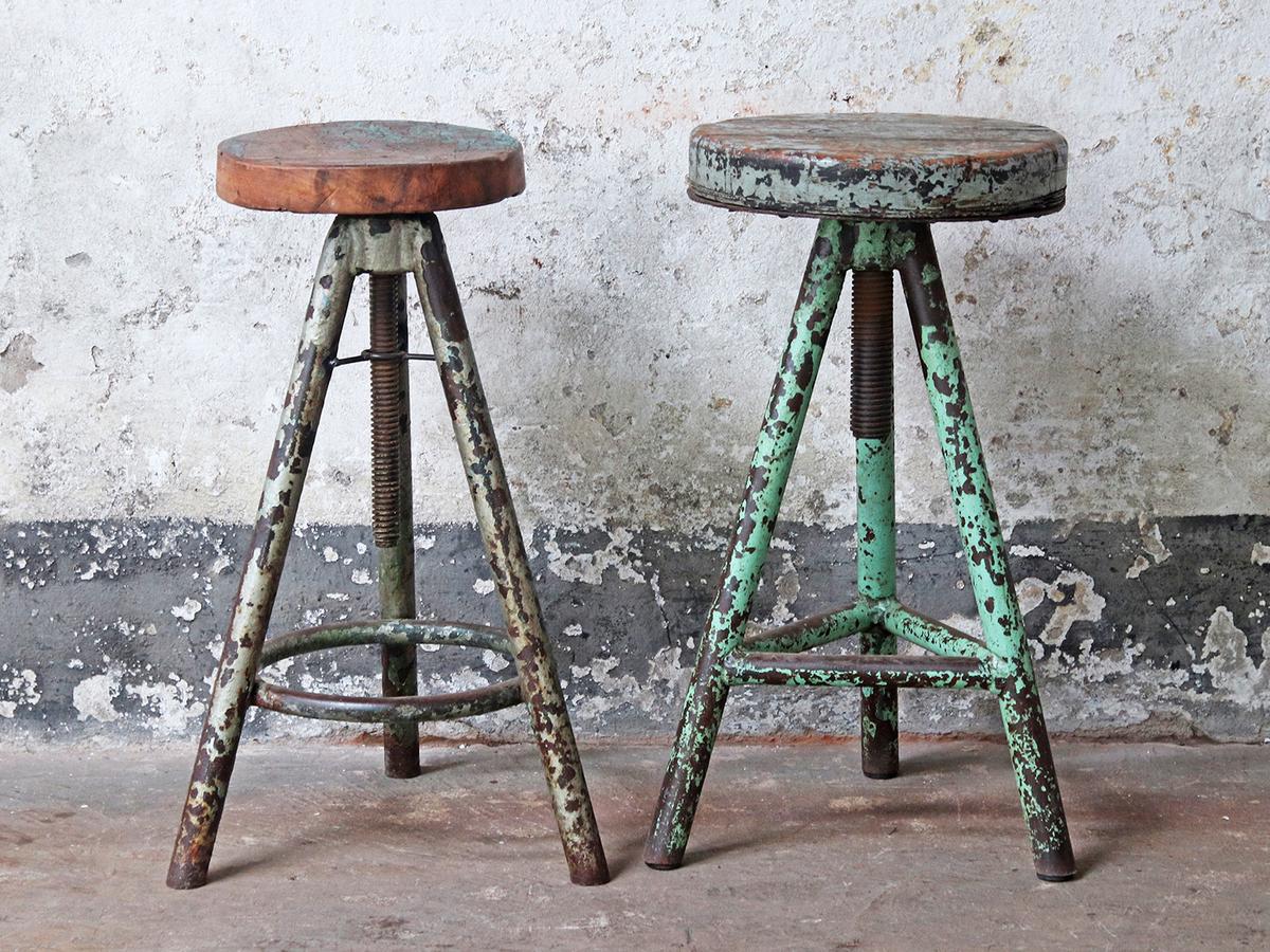 Awe Inspiring Vintage Industrial Stool A Frame Bar Inzonedesignstudio Interior Chair Design Inzonedesignstudiocom