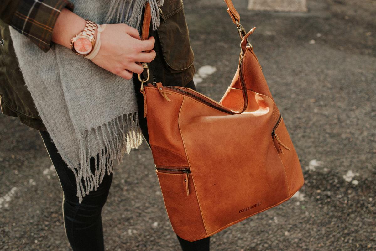 Leather Hobo Bag HAND10501 4c7066028ef85