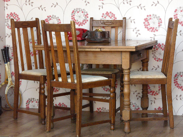 Oak Dining Chairs - Oak Dining Chairs - Sold - Scaramanga - Antique Oak Dining Chair Antique Furniture