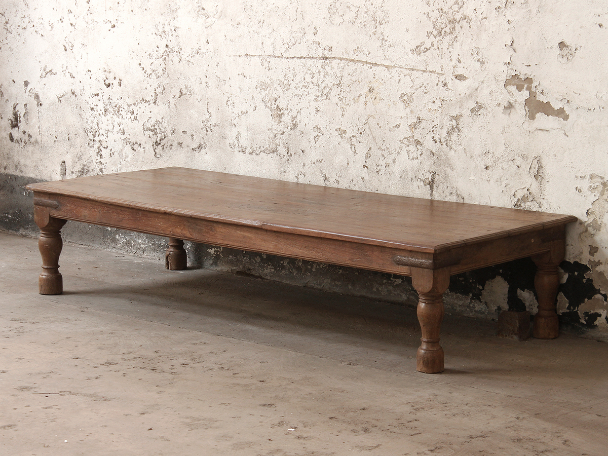 Antique Wood Coffee Table Sold Scaramanga